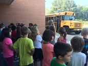 PBIS Bus Expectation Review