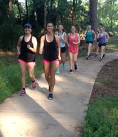 3-7 miles of cardio per day