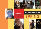 Cornish College of the Arts Spring and Summer Extension Courses