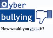 Dislike cyberbullying
