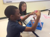 Fourth Grade: Sustainable Card Structures