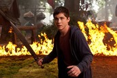 Percy Jackson 's weapon