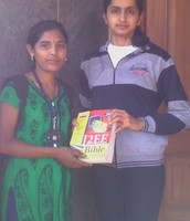 Collecting Books From People