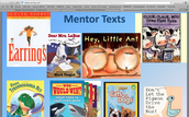 What is Mentor Text