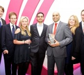 The Salford Business Awards:  Excellence Award