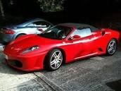 Ferrari Car Hire London