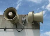 External All-Call System