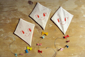 Hand made kites
