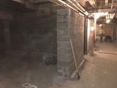 New Hallway Wall