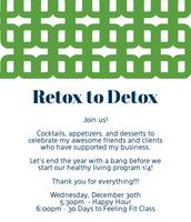 Retox to Detox