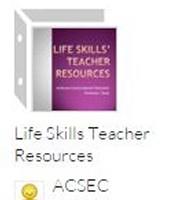 Life Skills Teacher Resources