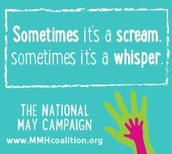May is Maternal Mental Health Awareness Month