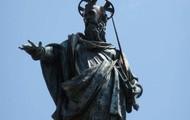 La statua di San Paolo