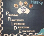 Husky PRIDE Recognition