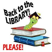 ALL BOOKS DUE BACK BY MAY 13TH!