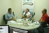 """TEMA DE HOY EN """"COSECHA RADIO"""" PRACTICAS Y OBRAS DE CONSERVACION DE SUELO Y AGUA"""