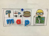 Beginning Letter Sounds and cvc Words