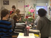 Dissecting a Flower Lab
