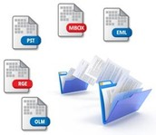 Import Mail Archived Files