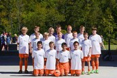 Elizabethtown Fall Invitational - 01 Boys (Champions)
