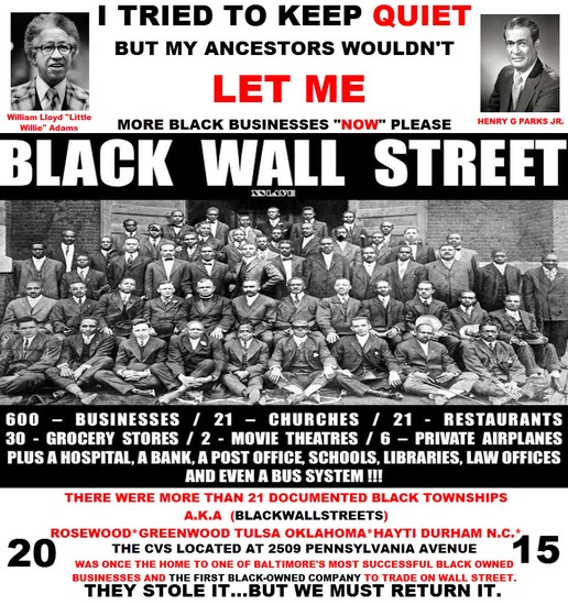 Black Wall Street Movie you really need this | smore