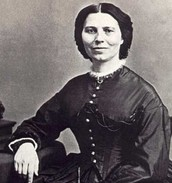 One reason to pick Clara Barton to be on the $20.