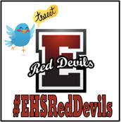 #EHSRedDevils