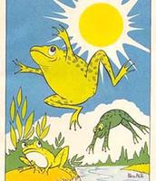 O Sol e as rãs