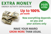 YES,IT IS POSSIBLE TO EARN 100% PER MONTH HERE,BUT THIS IS NOT A HYIP!
