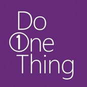 Do 1 Thing - Making a Safer Internet