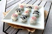 Our most popular treat! : Peppermint Truffles!