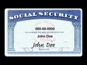 Protect Your Social Security Number