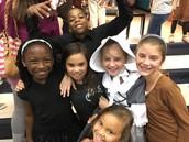 4th Grade Program Townspeople