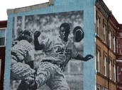 Tribute to Jackie Robinson