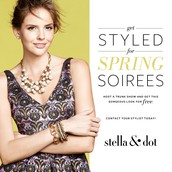 Spring Soiree Style