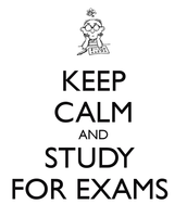 Final Exams are THIS WEEK!