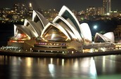 The Iconic Sydney Opera House in Australia
