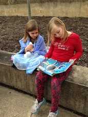 Reading with First Grade Buddies