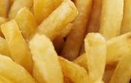 mmmmm these fries