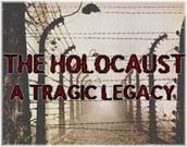 The cause and effect of the Holocaust.