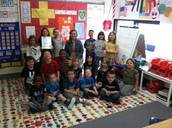 Mrs. Williams' Class & Their Published Writing