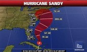 disruptors of Hurricane Sandy