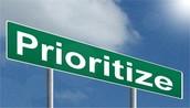 GE Life Principle -Prioritize
