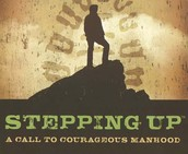 Stepping Up Men's Bible Study Begins Sunday @ 8:15 AM in Room 203