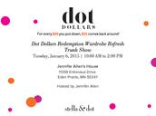 Dot Dollars Redemption Starts 12/30-1/7