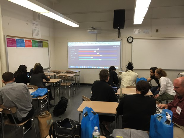 Innovative Classroom Quizlet ~ Game based learning for principals smore newsletters