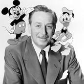 Video of Walt Disney's story