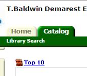 Catalog Tab
