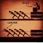 Be a leader not a tyrant.