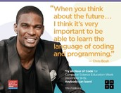 Code with Chris Bosh!